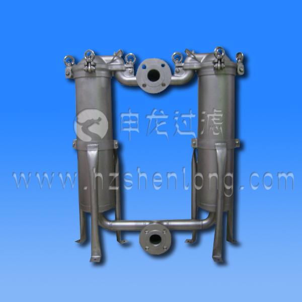 雙聯管(guan)道過濾器